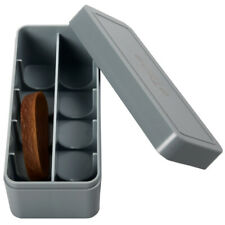 Film Container Storage Box Case Gray For 8 Rolls 120/220 or 10 Rolls 135 Films