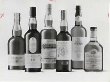 VINTAGE AD STILL-ORIGINAL PHOTO-SINGLE MALT SCOTCHES
