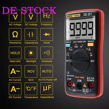 AN8009 Digital Multimeter Auto Range 9999 RMS AC/DC Spannung Tester Meter DE