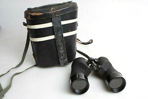 Bausch & Lomb 7X50 Vintage Binoculars with Case