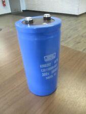 Nippon Chemi Con Capacitor U36d292 300v 5800uf Used