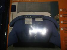 DOCTOR WHO TARDIS POLICE BOX BLUE KING SIZE BED MICROFIBER COMFORTER NEW 102X86