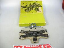 am663-1 #MÄRKLIN H0/00/AC 5126 DKW / Slip Switch (M Track) F.3600 / 800, OVP