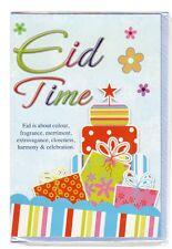 EID CARD EID MUBARAK Eid Time Islam Celebration Card GREETING Happy EID WISHES