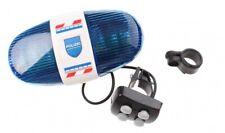 Toi-Toys - Fahrradlicht mit der Polizei Sirene Deutsch blau