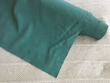 Huge Pc Teal/Sea Green Coated Upholstery w/Felt Back 10yds+15inLongx56in Wide!