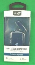 iFrogz Golite Express 700 mAh Portable Micro USB Charger for Smartphones *New*