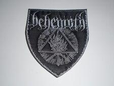 BEHEMOTH FUROR DIVINUS EMBROIDERED PATCH