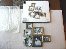"""Umbra Minimix Multi Photo Frame """" NOS """" GREAT ITEM FOR ANY ROOM TO SHOW MULTI PI"""