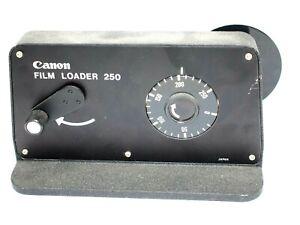 Canon Film Loader 250.