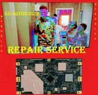 SONY   T-CON   40T02-C04      55.46T02.C02    REPAIR SERVICE