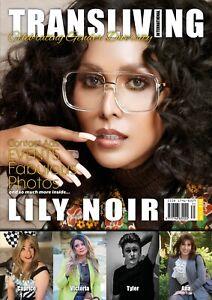 Transliving 71 Magazine Transgender, Non-Binary, X-Dress, Transvestite Lifestyle
