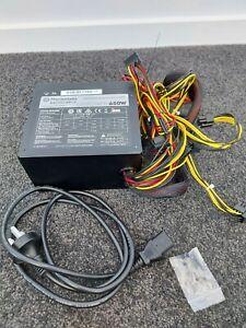 Pre-owned Thermaltake Litepower Gen 2 650W ATX PSU for Desktop PC