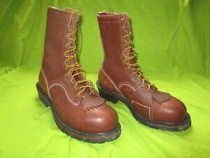 WESCO VOLTFOE  Boots. 11 E.