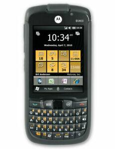 Unlocked Motorola ES400 ES405B PDA Barcode Scanner 3G Rugged QWERTY Smart Phone