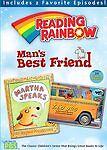 Reading Rainbow - Mans Best Friend (DVD, 2006)