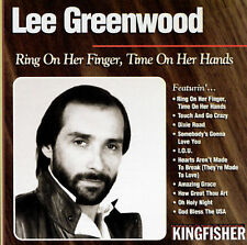 New: Greenwood, Lee: Rings on Her Fingers:Time on Her Hand  Audio Cassette