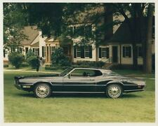 1971 Ford Thunderbird Hardtop Automobile Photo Poster zad3850