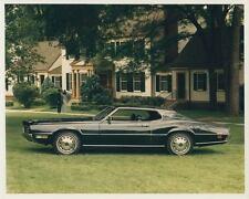 1971 Ford Thunderbird Hardtop Automobile Photo Poster zad3850