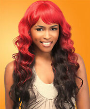 Sensationnel Totally Instant Weave Synthetic Wig SUNFLOWER