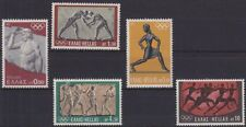 Greece- 1972 Olympic games Munich  complete set MNH **