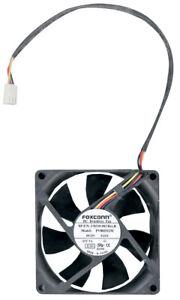 FOXCONN PV802512M 3-PIN 12V 0.22A 378339-002