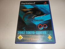 Playstation 2 ps 2 Gran turismo concept - 2002 tokyo-Geneva (4)