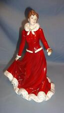 ATTRACTIVE ROYAL DOULTON FIGURE/FIGURINE - HN5229 CHRISTMAS ROSE