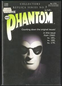 FREW PHANTOM COMIC #1751 COLLECTORS REPLICA Series No. 7 - 100 pages