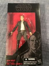New Star Wars Black Series 6 Inch Han Solo #18