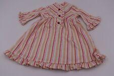 American Girl Kit's Striped Nightie New in clear bag nightie ONLY