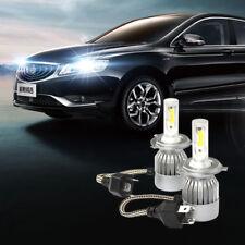 LED Auto Scheinwerfer Headlight Birnen Leuchte Lamp H4 9003 HB2 6000K Hi/Lo Weiß