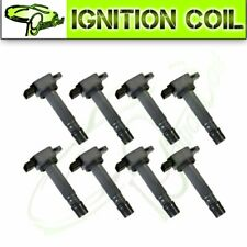 Set of 8 Brand New Ignition Coils for Volvo S80 Xc90 Uf574 86879390