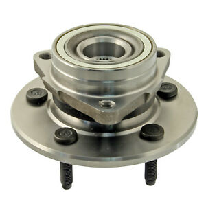 Wheel Bearing and Hub Assembly-4WD, 2-Wheel ABS Front Precision Automotive