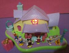Polly pocket mini disney ♥ Minnie's surprise, fête Villa Lumière ♥ ♥ 100% complete