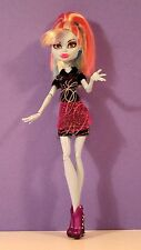 Monster High Doll - ABBEY BOMINABLE Classroom Home Ick 2013 - Sparkle Blue Skin