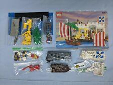 Lego Pirates 6267 Lagoon Lock-Up - Complete Set