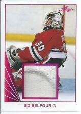 2017-18 Leaf Hockey Cards ED BELFOUR #BM-13 Jersey Memorabilia 1990