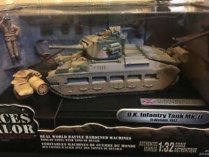 Forces of Valor 81001 U.K. Infantry Tank Mk. II Matilda El-Alamein 1942
