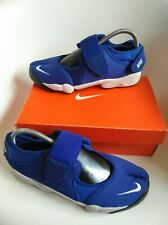 Nike Air Rift Trainers size 8  Limited Edition blue