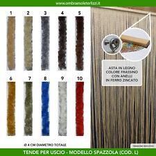 Tenda a fili in ciniglia da uscio porta finestra moschiera antimosche insetti