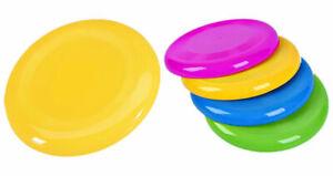 23cm Flying Disc - Frisbee Ring Garden Beach Toy Summer Outdoor Children's Kids