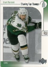 2001-02 UD Stanley Cup Champs #53 Grant Marshall Dallas Stars (2018-0661)
