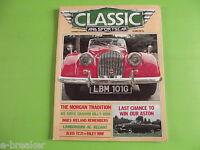 magazine de voitures de sport et classique Décembre 1982 #C1