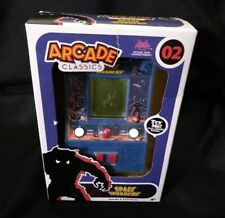 Arcade Classics Space Invaders 02 Retro Mini Arcade Game Handheld New Sealed