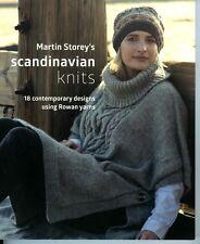 Martin Storey's Scandinavian Knits 18 Contemporary Designs Using Rowan Yarns