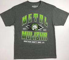 Men's Metal Mulisha Cotton/Polyester Blend T-Shirt