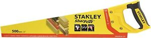 Stanley Hand Saw Universal Cut Wood Hand Saw General Timber Hardwood Chip Board