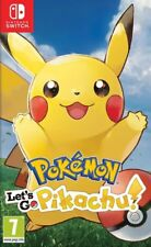 Pokémon Let's Go Pikachu Nintendo switch (SP)