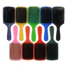 Tough-1 Tail and Mane Brushes- Pink & Hunter Green - (you get 2) - Nwt